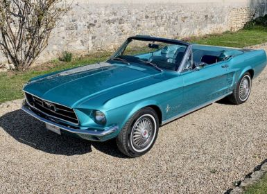 Vente Ford Mustang cab 1967 Code C Occasion
