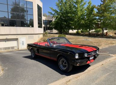 Vente Ford Mustang Cabriolet  Occasion
