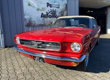 Achat Ford Mustang CABRIOLET 1965 Occasion