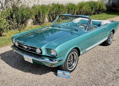 Vente Ford Mustang cabriolet 1966 C Occasion
