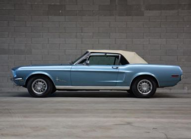 Vente Ford Mustang Cabriolet 1968 Occasion