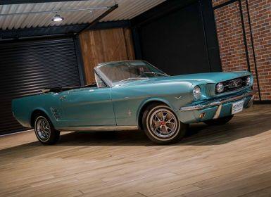 Vente Ford Mustang CABRIOLET 289 CABRIOLET 289 CODE C Occasion