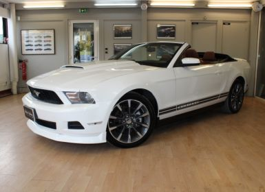 Achat Ford Mustang CABRIOLET 3.7 PREMIUM BVA Occasion