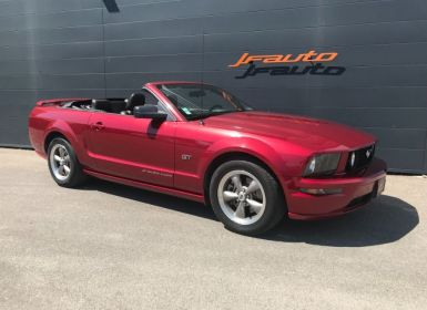 Vente Ford Mustang CABRIOLET GT V8 Occasion