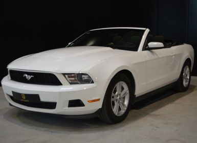 Vente Ford Mustang Cabriolet V6 310 ch automatique 61.000 km !!! Occasion