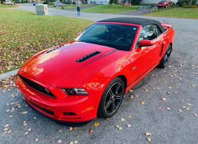 Vente Ford Mustang california Occasion