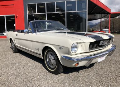 Vente Ford Mustang Convertible Occasion