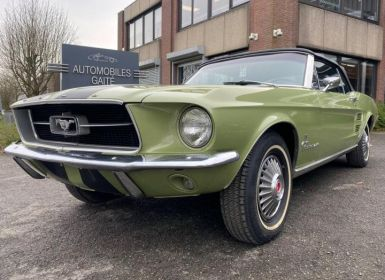 Vente Ford Mustang CONVERTIBLE 1967 Occasion