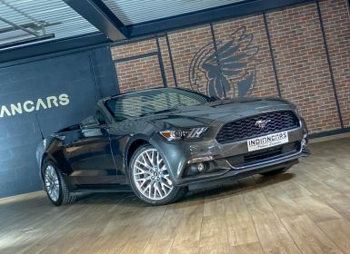 Vente Ford Mustang Convertible 2.3 EcoBoost - 317 2017 CABRIOLET PHASE 1 Occasion