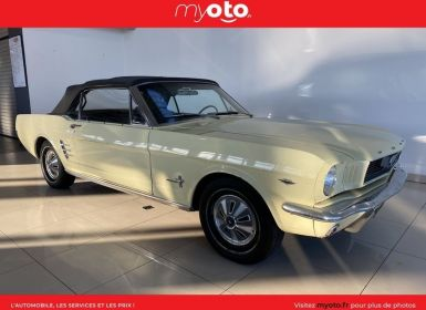 Vente Ford Mustang CONVERTIBLE 289 Occasion