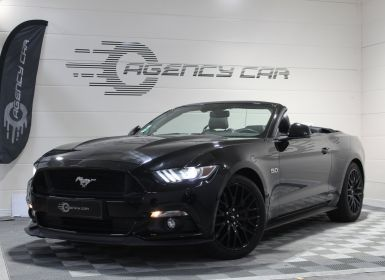 Ford Mustang Convertible 5.0 V8 421ch CABRIOLET GT Occasion