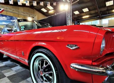 Vente Ford Mustang convertible 66 gt code a (289ci 4v) Occasion