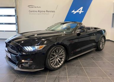 Vente Ford Mustang Convertible GT V8 5.0 421 Automatique Occasion