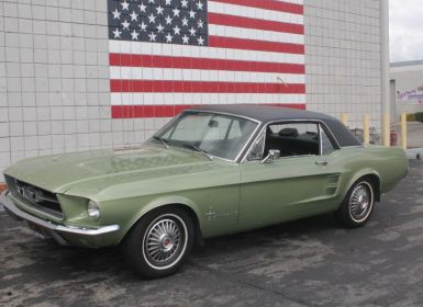 Vente Ford Mustang COUPE Occasion