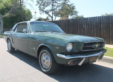 Achat Ford Mustang COUPE 289 V8 Occasion
