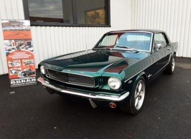Ford Mustang COUPE 302 CI V8 verte Occasion