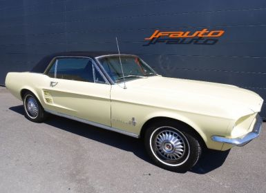Achat Ford Mustang COUPE 302 V8 TOIT VINYL Occasion