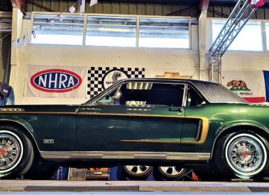 Vente Ford Mustang coupe 68 gt pack 302 4v Occasion