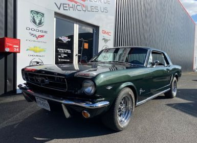 Vente Ford Mustang COUPÉ V8 289 1966 Occasion