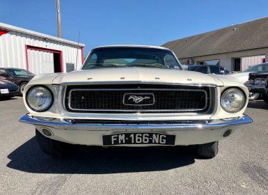 Ford Mustang Coupé V8 289ci 1968