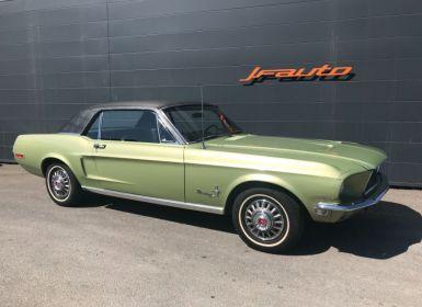 Ford Mustang COUPE V8 TOIT VINYL 18000 Miles d'origine