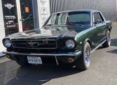 Ford Mustang COUPÉ V8 VERT BULLITT Occasion