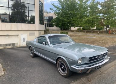 Vente Ford Mustang Fastback  Occasion
