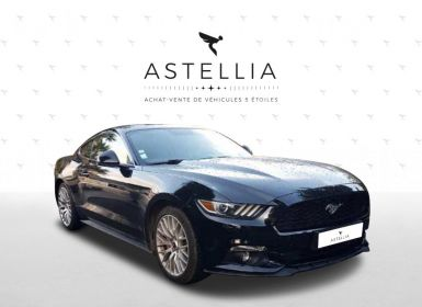 Vente Ford Mustang FastBack 2,3 EcoBoost 317ch Occasion