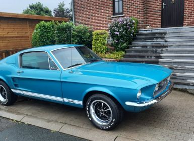 Vente Ford Mustang Fastback 289ci (code A) Occasion