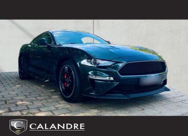 Vente Ford Mustang FASTBACK BULLITT V8 Occasion