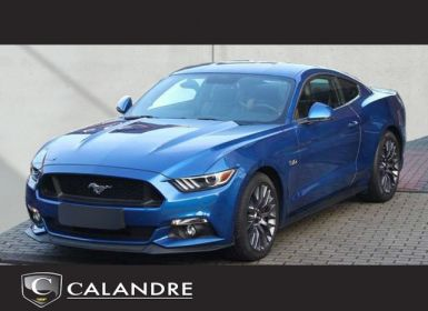 Achat Ford Mustang FASTBACK (E) 5.0 V8 Occasion
