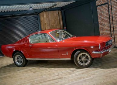 Voiture Ford Mustang FASTBACK FASTBACK V8 Occasion
