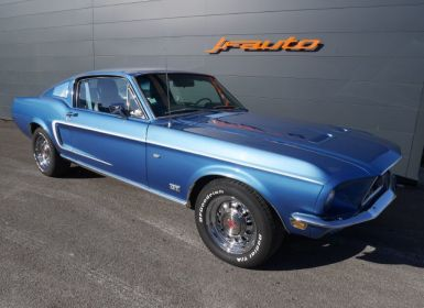 Vente Ford Mustang FASTBACK GT FASTBACK GT CODE J Occasion
