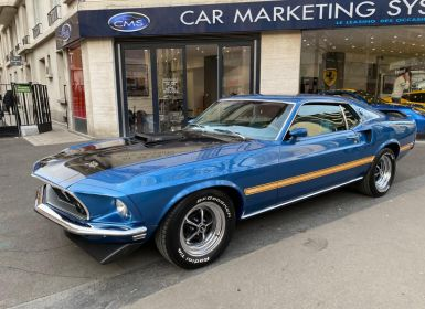 Vente Ford Mustang FASTBACK MACH 1 Occasion