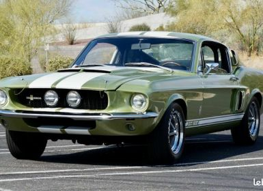 Vente Ford Mustang Fastback SHELBY GT500 1967 - V8 428Ci - Boite Manuelle Occasion