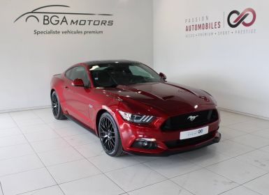 Vente Ford Mustang FASTBACK V8 5.0 421 GT Occasion