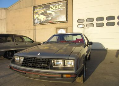 Vente Ford Mustang Ghia Occasion