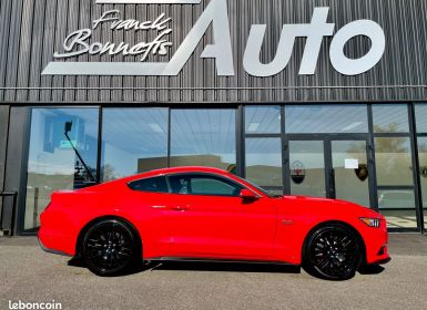 Vente Ford Mustang GT 5.0 V8 421 ch / 1ere main / Sieges Recaro Occasion