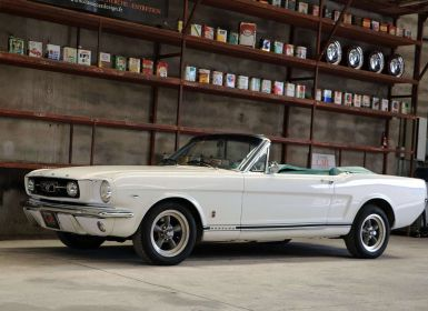 Vente Ford Mustang GT Cabriolet Occasion