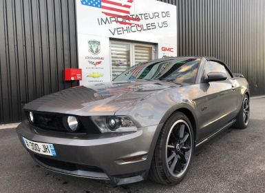 Acheter Ford Mustang GT V8 5,0L PACK BREMBO 49800KM Occasion