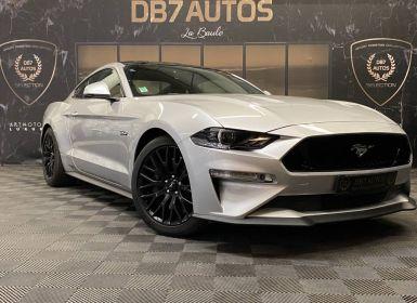 Vente Ford Mustang GT VI V8 5.0 450 ch BVA Occasion