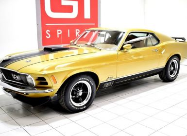 Vente Ford Mustang Mach 1 Occasion