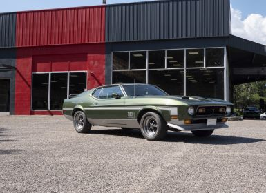 Vente Ford Mustang Mach1 Occasion