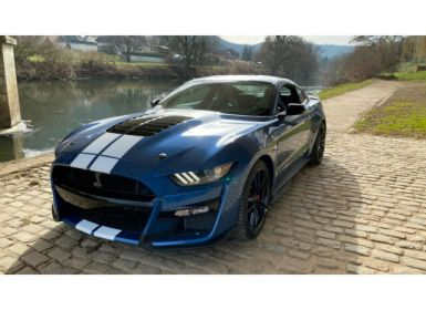 Achat Ford Mustang Shelby GT 500 Auto. Neuf
