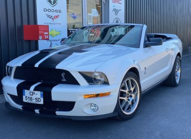 Vente Ford Mustang SHELBY GT500 6500 KM Occasion