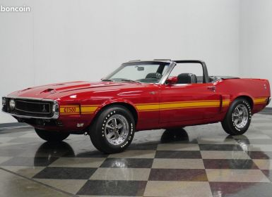 Ford Mustang SHELBY GT500 Cabriolet 1969 - V8 Cobra Jet 428Ci - Boite Auto Occasion