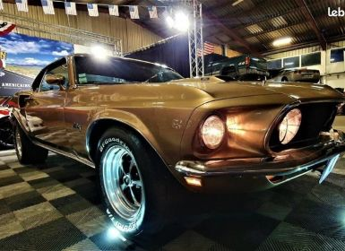 Vente Ford Mustang sportroof 69 gt pack 351w 4v Occasion
