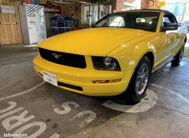 Vente Ford Mustang V6 CABRIOLET Occasion