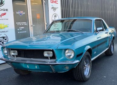 Voiture Ford Mustang V8 289 BVA Occasion