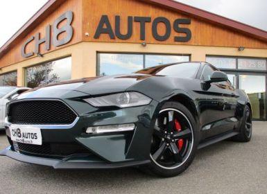 Ford Mustang v8 5.0 bullit phase 2 460ch audio bang&olufsen